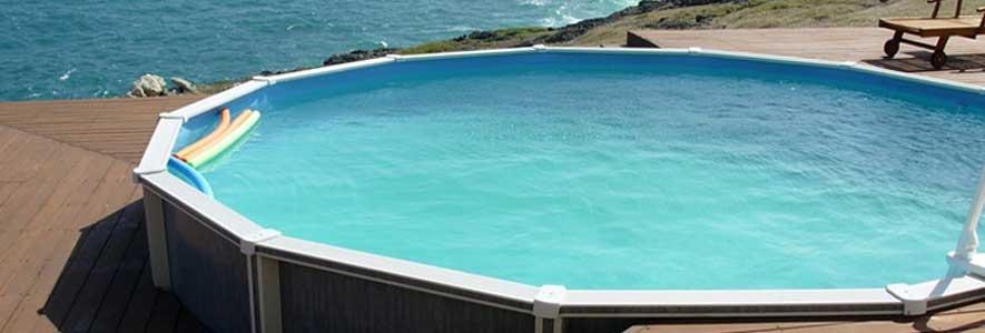 les bons c t s de la piscine hors sol les diff rents types. Black Bedroom Furniture Sets. Home Design Ideas