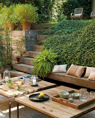 Embellissons notre ext rieur en le personnalisant for Agencement jardinet