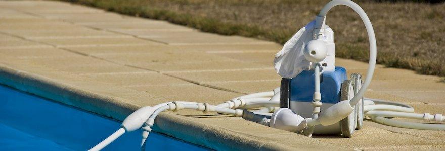Entretien de piscines pourquoi opter pour le robot de piscine