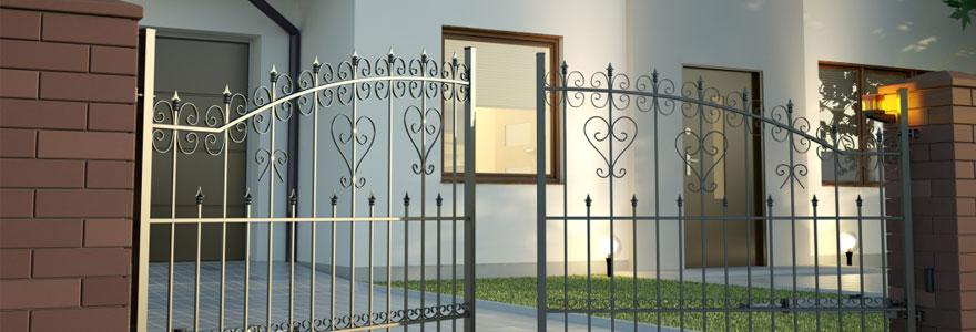 Portails et clôtures sur mesure