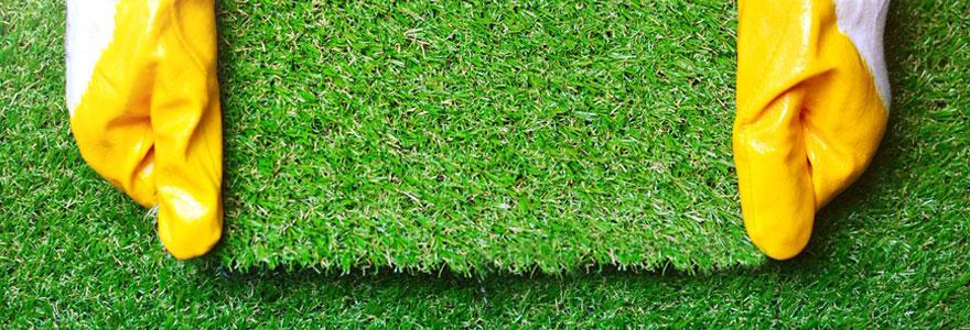 Gazons synthétiques et pelouses artificielles pour jardin