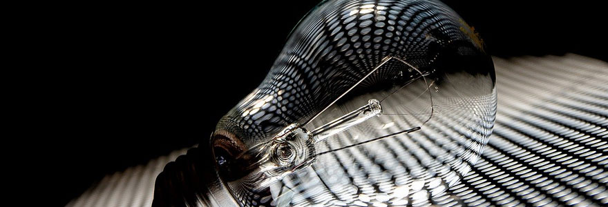 éclairage LED dernière génération : ampoule LED