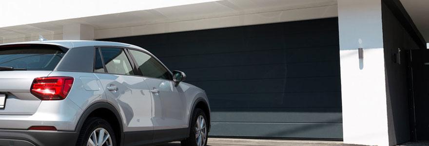 Achat de portes de garage